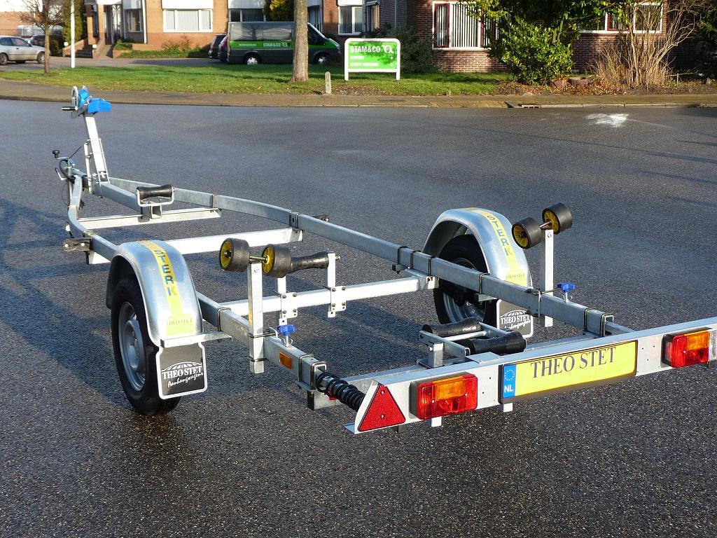 Sterk trailer V-750 Basic