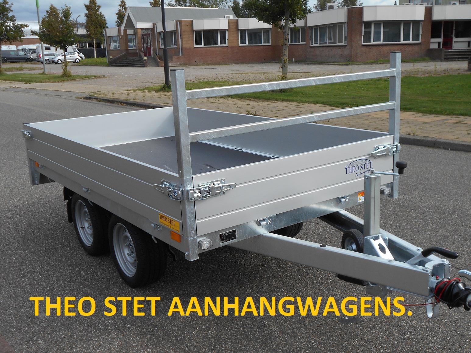 Plateauwagen Saris PL 276 150