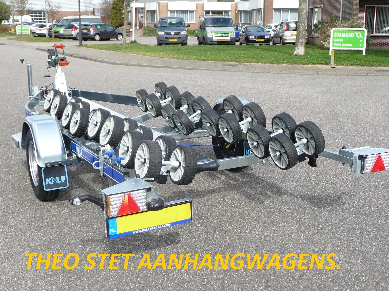 Kalf, M 1500 Easy roller systeem plus fisch